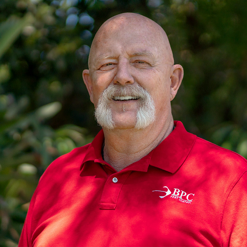 BPC Pest Control Owner Patrick O'Dell