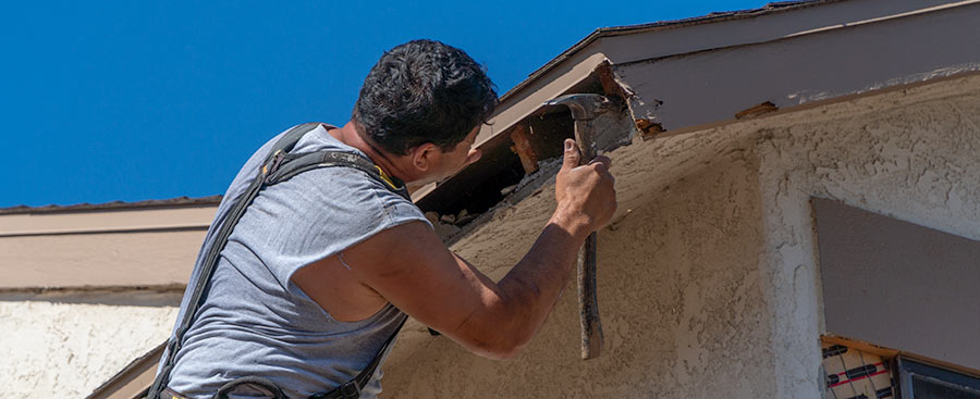 Structural Repair & Construction in Ventura County